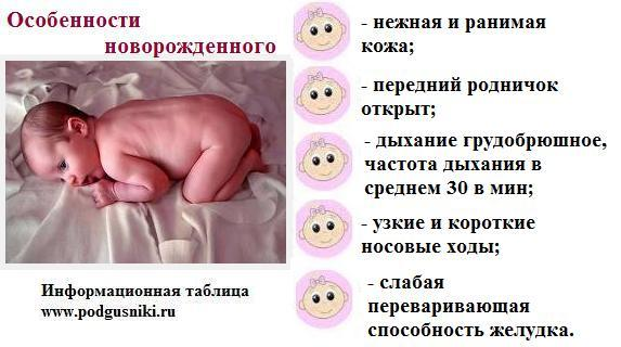 фото родничок у новорожденного